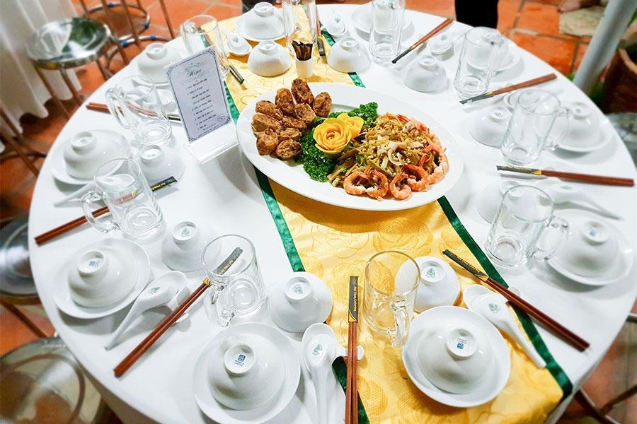 Tổ chức tiệc gia đình hoàn hảo với dịch vụ Hai Thụy Catering